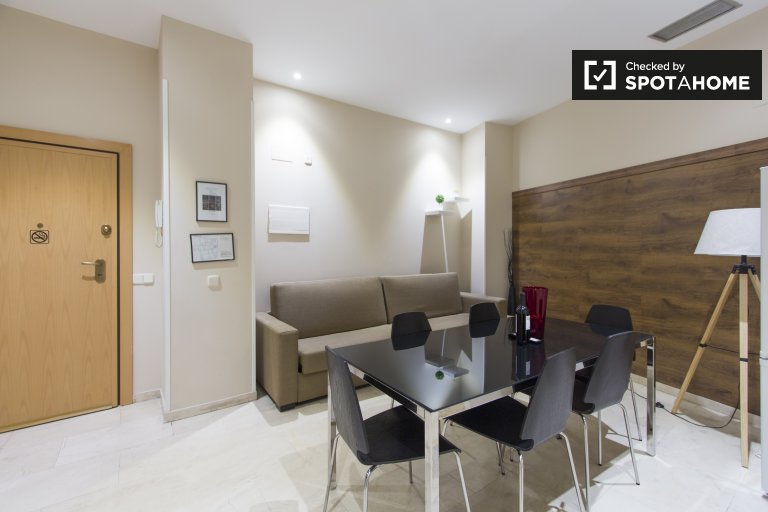 Centro, Madrid'de kiralık 2 yatak odalı daire