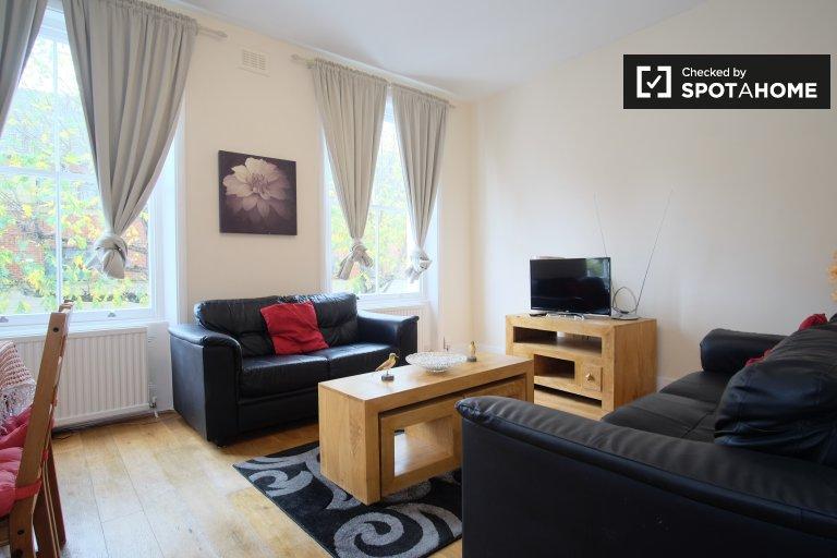 Apartamento de 2 quartos para alugar em Holloway, London