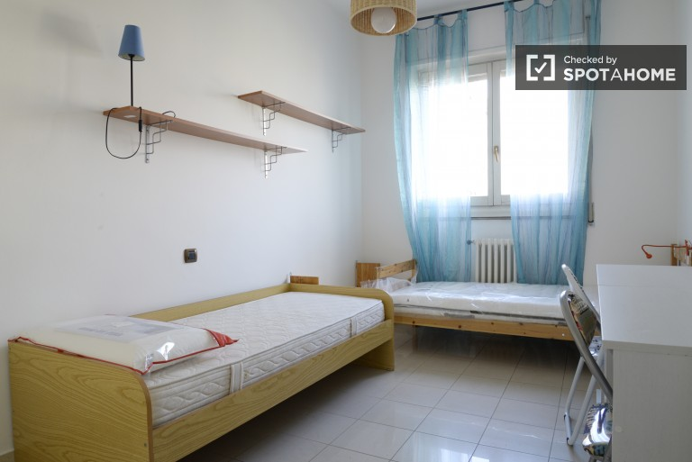 Camera da letto 3 - camera doppia