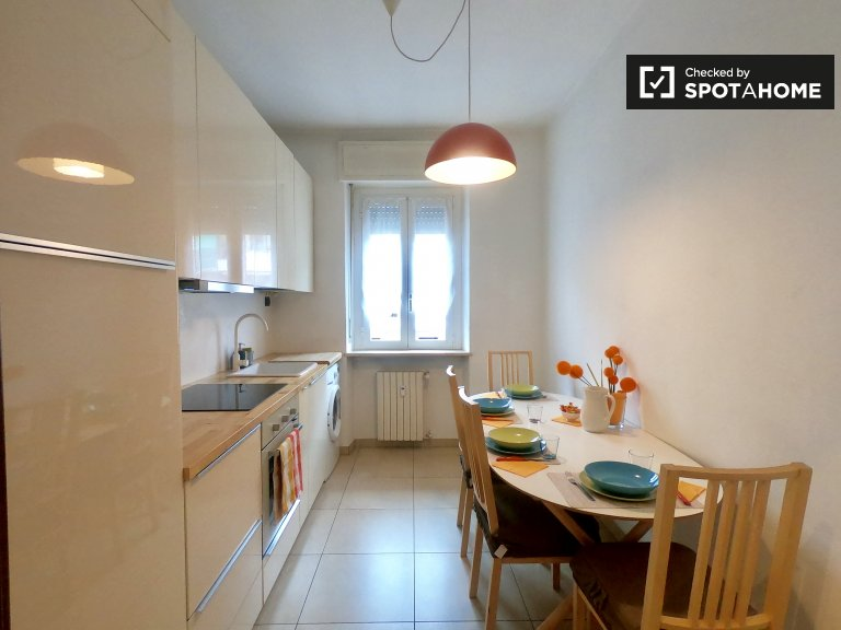 2-Zimmer-Wohnung zur Miete in Forlanini, Mailand