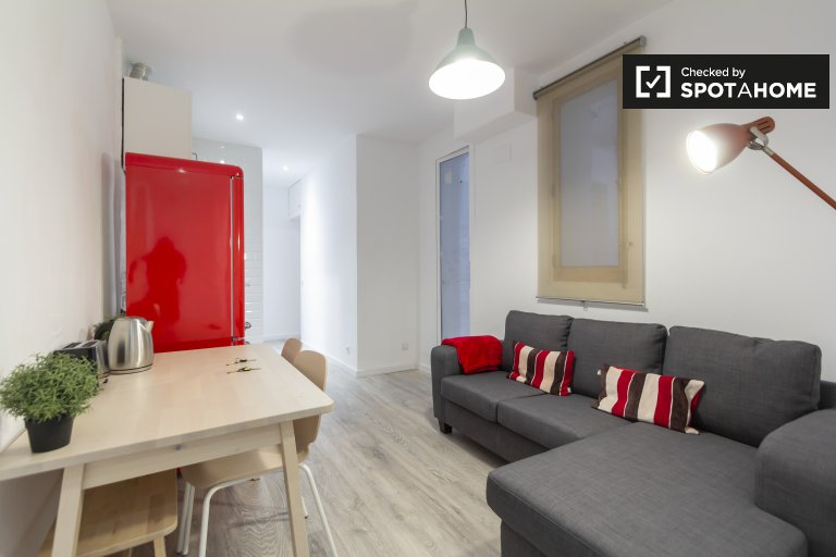 2-bedroom apartment for rent in Ríos Rosas, Madrid