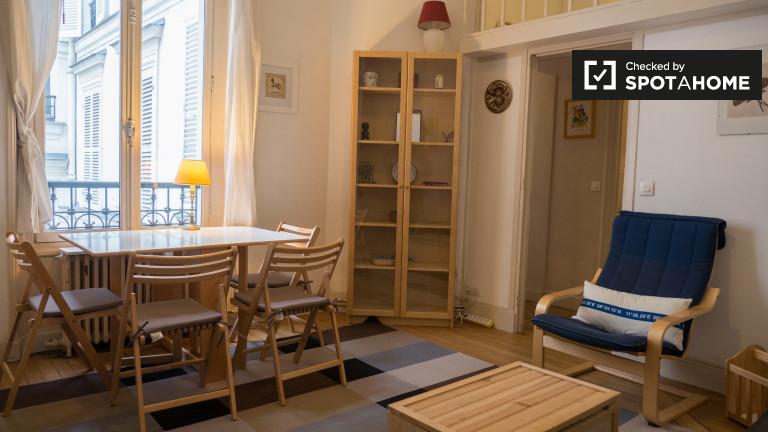 1-bedroom apartment for rent in Paris 7th arrondissement