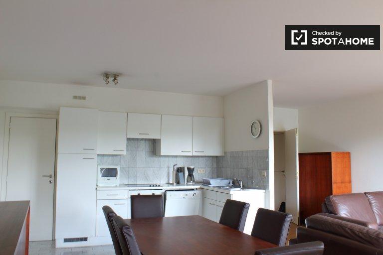 2-pokojowe mieszkanie do wynajęcia, Auderghem, Bruksela