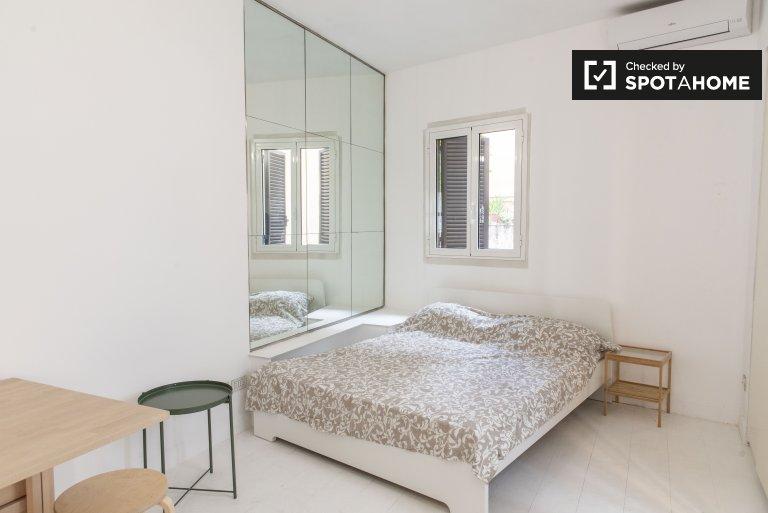 Przytulny apartament typu studio do wynajęcia w Centro Storico, Rzym