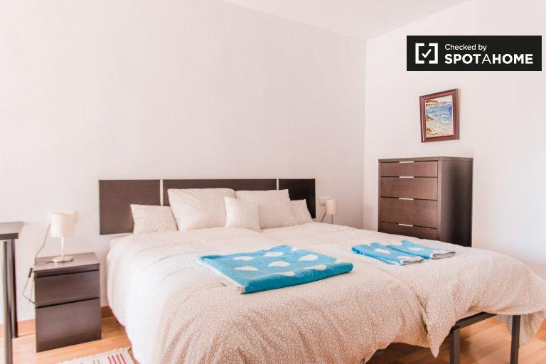 Chambre spacieuse à louer à Benimaclet, Valence