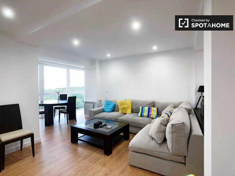 3-bedroom apartment for rent in Casa de Campo, Madrid