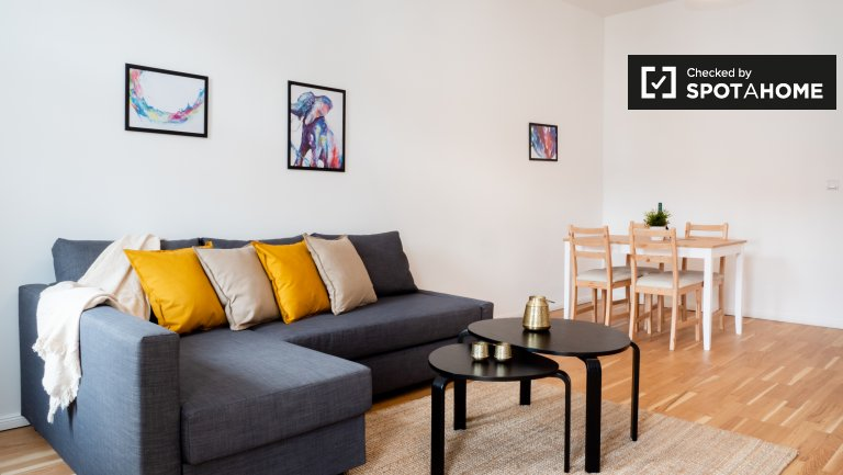 Wohnung mit 2 Schlafzimmern zur Miete in Wedding, Berlin