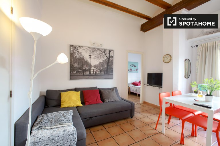 Amazing 1-bedroom apartment for rent in Extramurs, Valencia