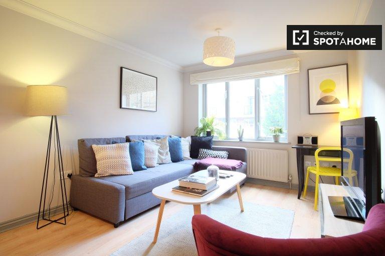 Schöne 2-Zimmer-Wohnung zur Miete in Shoreditch, London