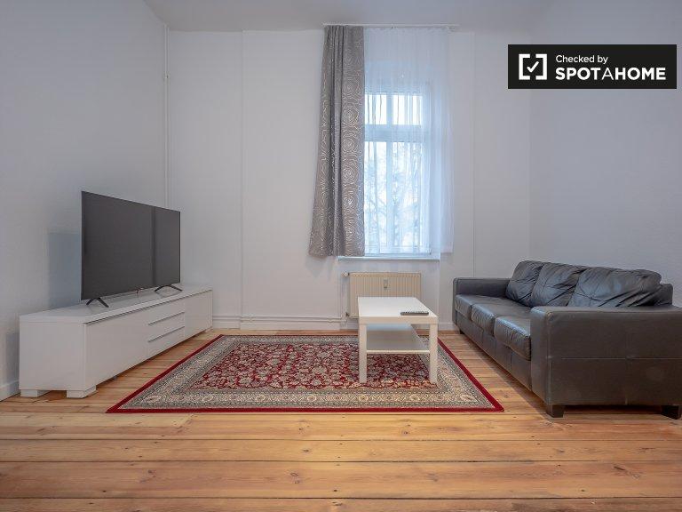 Schludny apartament z 1 sypialnią do wynajęcia w Poczdamie w Berlinie