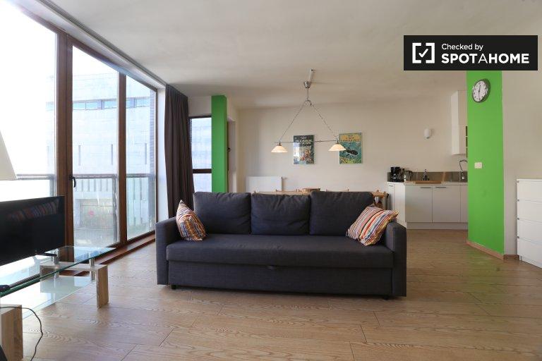 Appartement 1 chambre à louer dans le centre de Bruxelles