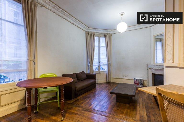 Appartamento in affitto nel 15 ° arrondissement, Parigi 1 camera da letto