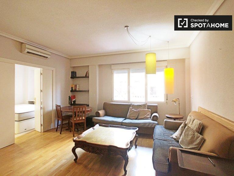 3-Zimmer-Wohnung zur Miete in Ríos Rosas, Madrid
