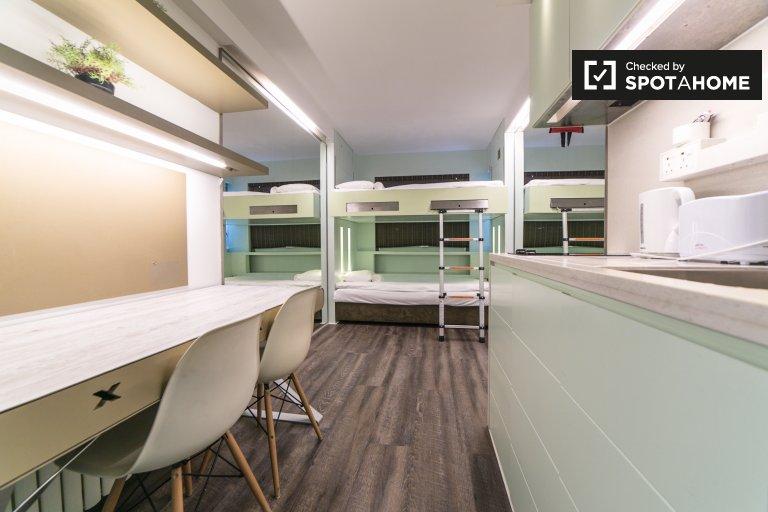 Kompakte Studio-Wohnung zum Mieten in Harlesden, London