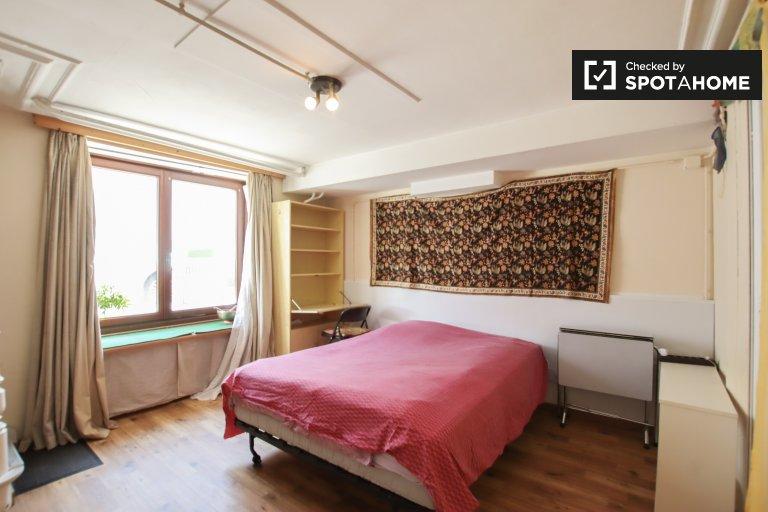 Estúdio Semi-independente para alugar em Woluwe WSL, Bruxelas