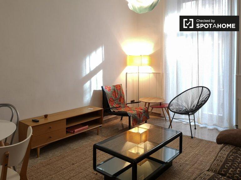 El Raval, Barcelona, kiralık Merkez 3 yatak odalı daire