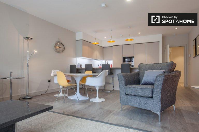 Oszałamiający apartament z 2 sypialniami w Rathgar w Dublinie