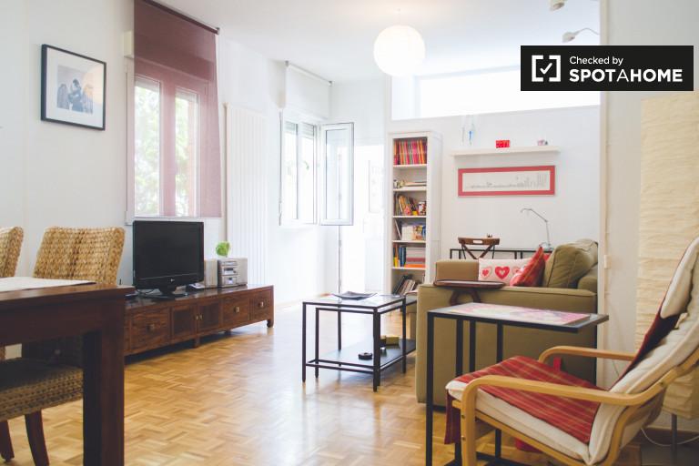 Apartamento de 1 quarto para alugar - Almagro and Trafalgar, Madrid