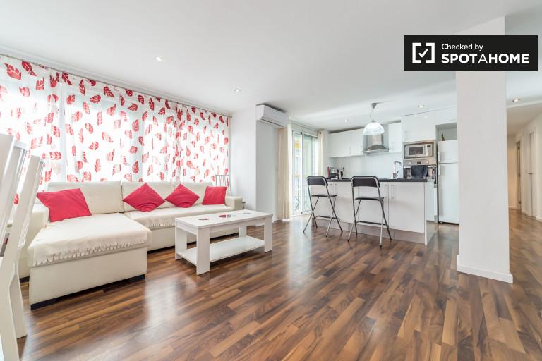 3-bedroom apartment for rent in Ciutat Vella, Valencia
