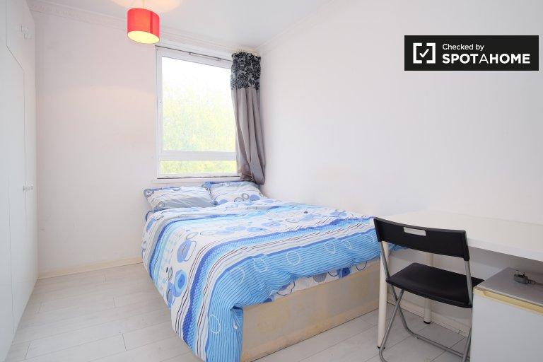 Doppelzimmer zu vermieten, 4-Zimmer-WG, Isle of Dogs