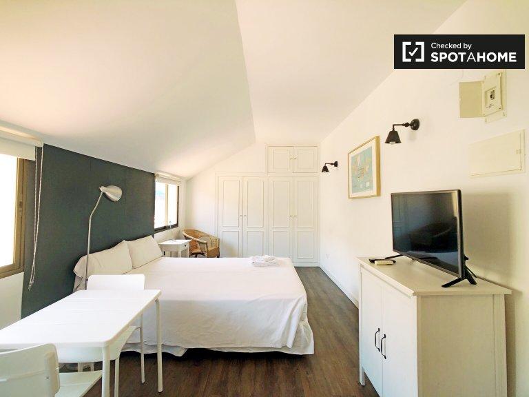 Appartement sudio élégant à louer à Centro, Madrid