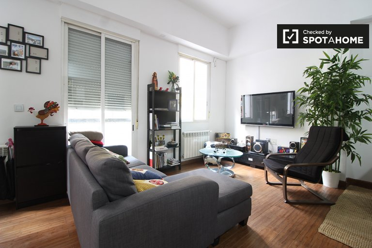 2-bedroom apartment for rent in Chamartín, Madrid