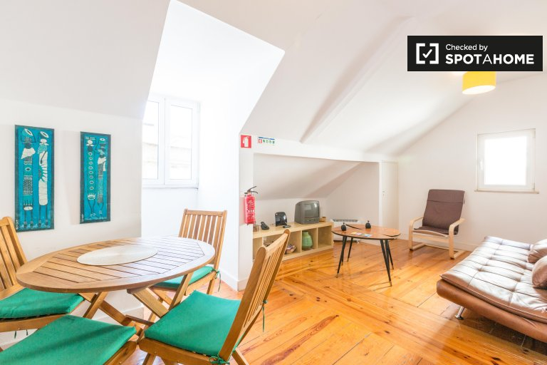 Appartement 1 chambre à louer à Santa Maria Maior, Lisboa