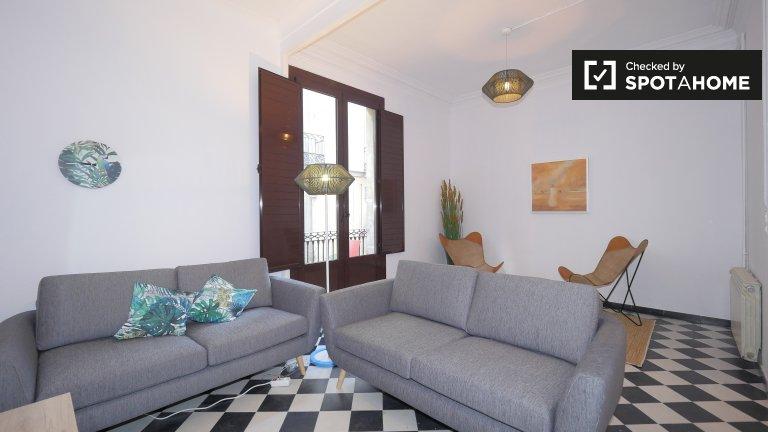 7-Zimmer-Wohnung zur Miete in Barri Gòtic
