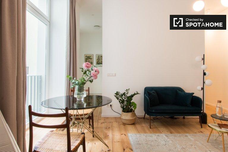 Apartament do wynajęcia z 1 sypialnią w Prenzlauer Berg, Berlin