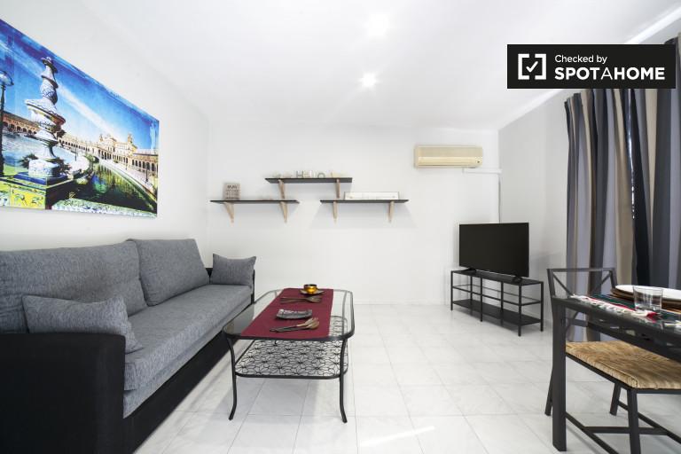 Elegant 1-bedroom apartment for rent in Macarena