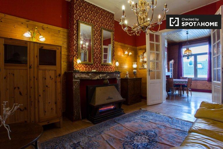 2-Zimmer-Wohnung zur Miete im europäischen Viertel, Brüssel