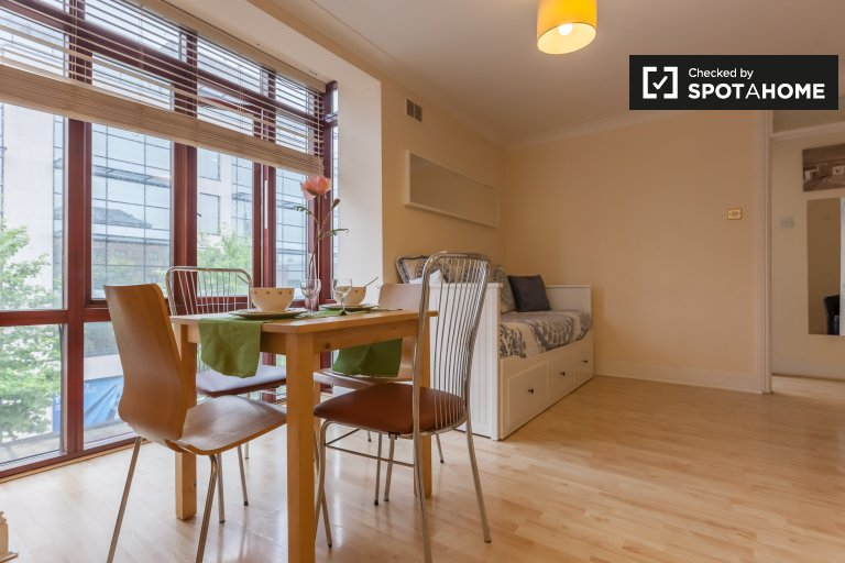 Modern 1-bedroom apartment for rent in Stoneybatter, Dublin