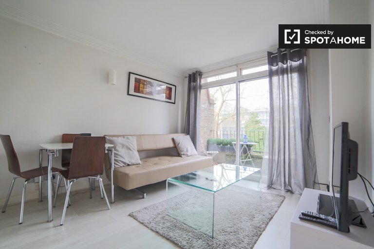 Mieszkanie z jedną sypialnią do wynajęcia w City of Westminster w Londynie