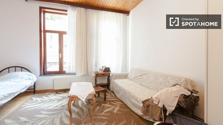 Apartamento de un dormitorio en alquiler en San Josse, Bruselas