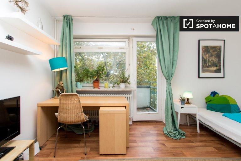 Brillante estudio para alquilar en Charlottenburg-Wilmersdorf, Berlín