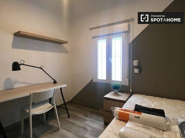 Chambre confortable dans un appartement de 3 chambres à Getafe, Madrid