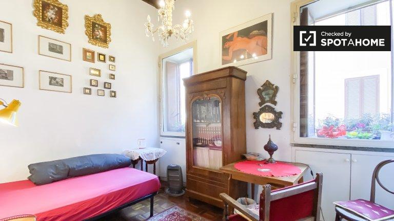 Chambre en colocation à Roma