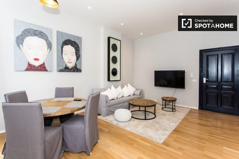 Apartamento de 1 habitación en alquiler en Charlottenburg-Wilmersdorf