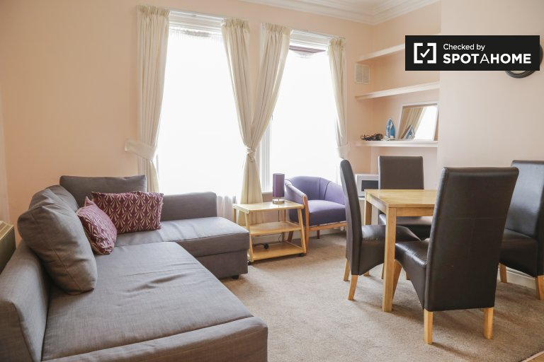 Neat 1-bedroom apartment for rent in Stoneybatter, Dublin