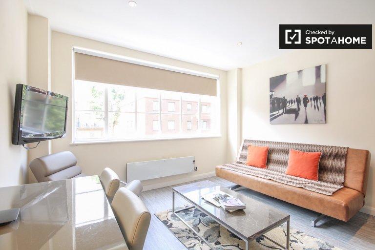 2-pokojowe mieszkanie do wynajęcia w Kensington i Chelsea