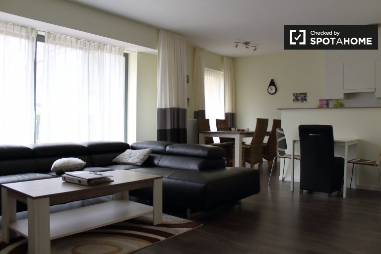 1-bedroom apartment for rent in Evere, Brussels