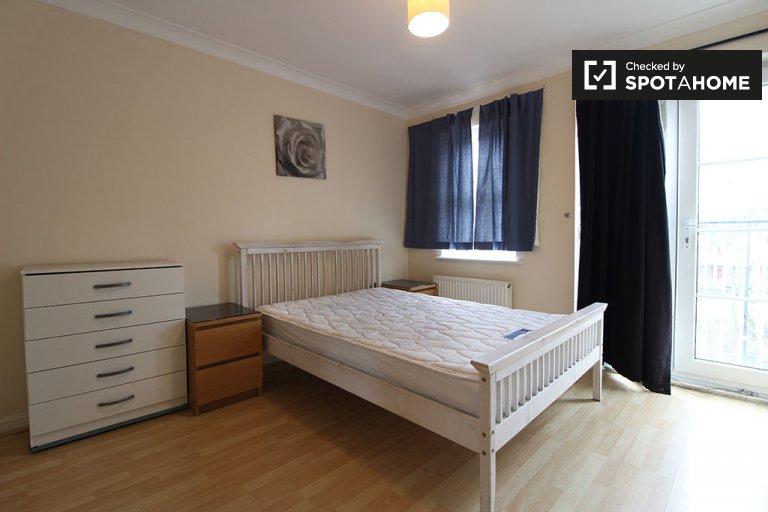 Zimmer zu vermieten in 6-Zimmer-Wohngemeinschaft in Isle of Dogs, London