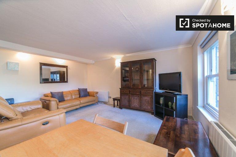 Elegancki 2-pokojowy apartament do wynajęcia w Notting Hill w Londynie