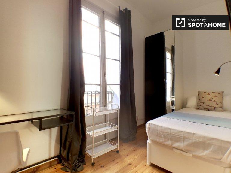 Stilvolles Zimmer zur Miete in Gràcia, Barcelona