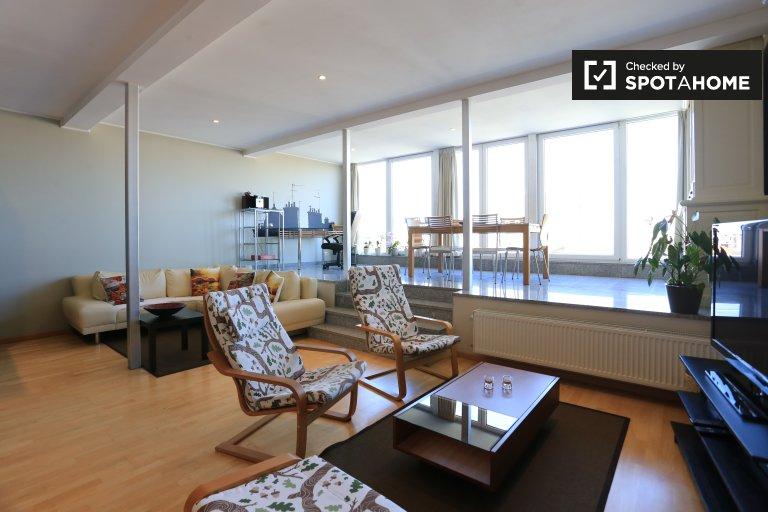 Appartement de 2 chambres à louer Quartier Européen Bruxelles