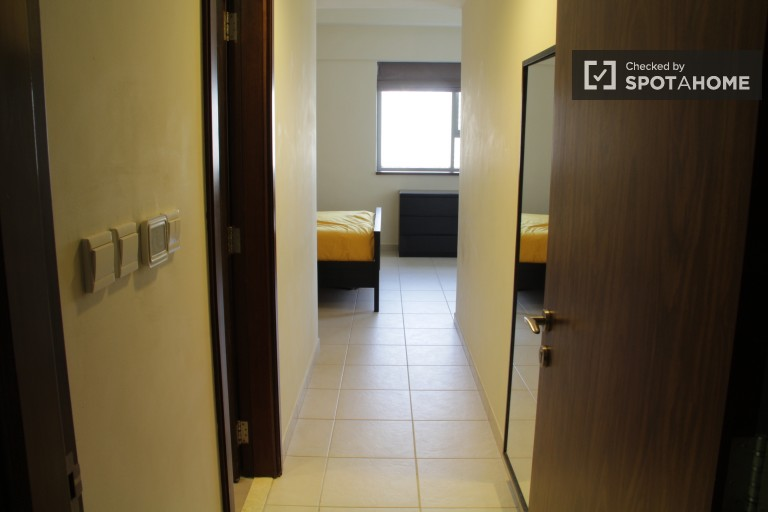 Intimate room in shared apartment in Business Bay, Dubai