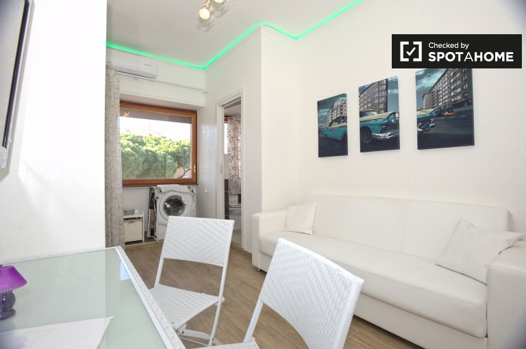 1-bedroom apartment for rent in Lido di Ostia, Rome