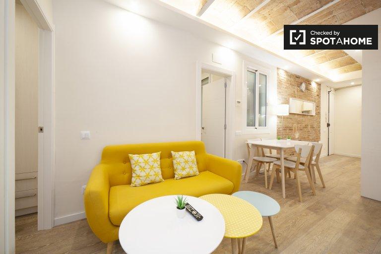 Apartamento de 4 dormitorios en alquiler en Sants, Barcelona
