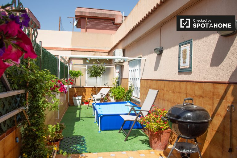 3-bedroom apartment for rent in Hospitalet de Llobregat