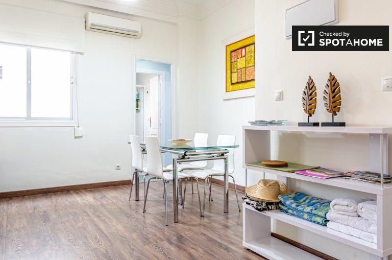 3-appartamento in affitto a Poblats Marítims, Valencia